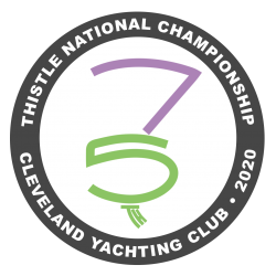 2020 Thistle Nationals Logo